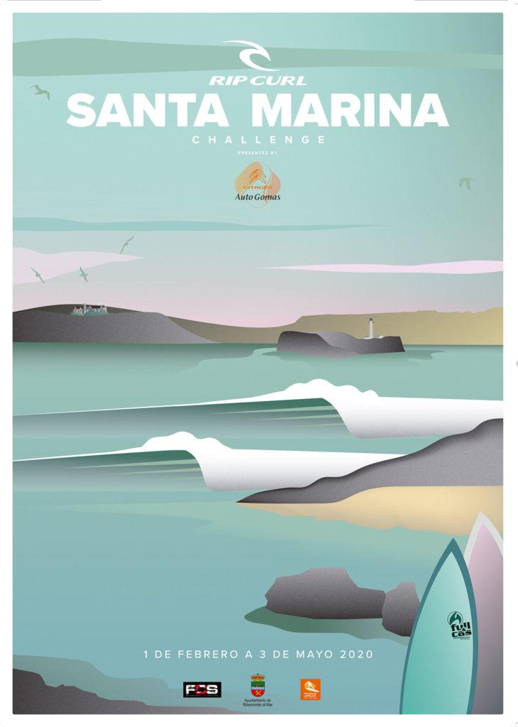 Rip Curl Santa Marina Challenge 2020